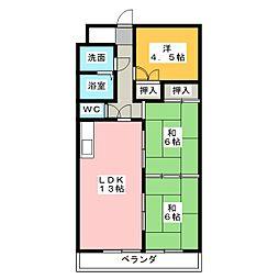 【敷金礼金0円!】マリン神野(Aタイプ)