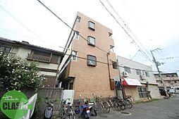 大阪府東大阪市金岡3丁目の賃貸マンションの外観