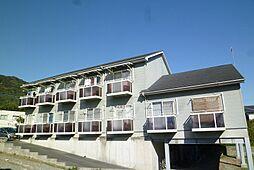 リバティハウス山本[2階]の外観