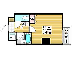 レクシア栄橋DUO[8階]の間取り