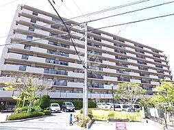 兵庫県明石市大久保町福田3丁目の賃貸マンションの外観