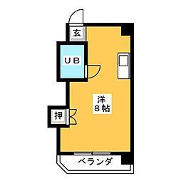 S・T宝生[2階]の間取り