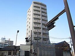 プレミアマルシェ白壁[8階]の外観