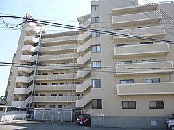 チサンマンション紀ノ川[608号室]の外観