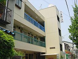 上山マンション[202号室]の外観