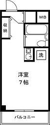 埼玉県さいたま市中央区本町西1丁目の賃貸マンションの間取り