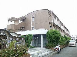 大阪府茨木市沢良宜東町の賃貸マンションの外観