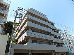 神奈川県横浜市鶴見区鶴見1丁目の賃貸マンションの外観