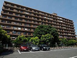 ライオンズマンション勝田台[5階]の外観