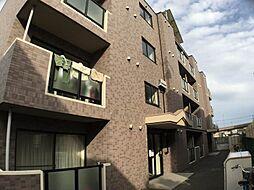 北海道札幌市西区発寒十条11の賃貸マンションの外観