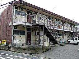岡本コーポ[1階]の外観