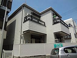 メゾン大倉山[105号室]の外観
