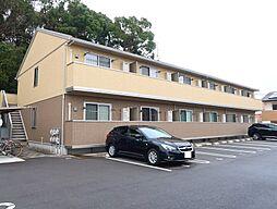 長崎県諫早市西郷町の賃貸アパートの外観
