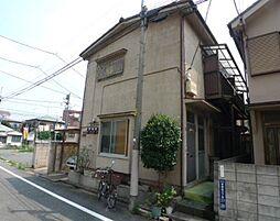 柿の木ハウス[2階]の外観