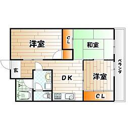 SK-BLD[4階]の間取り