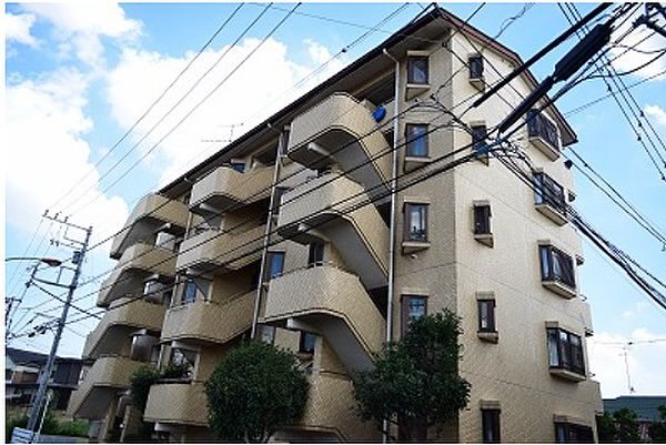 住和高倉マンション 3階の賃貸【神奈川県 / 藤沢市】