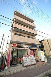 大阪府大阪市旭区新森7丁目の賃貸マンションの外観