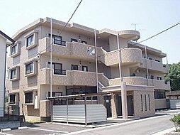 熊本県熊本市南区平田1丁目の賃貸マンションの外観