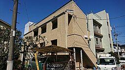 埼玉県川口市芝中田1丁目の賃貸アパートの外観