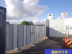 大阪府茨木市畑田町の賃貸マンションの外観