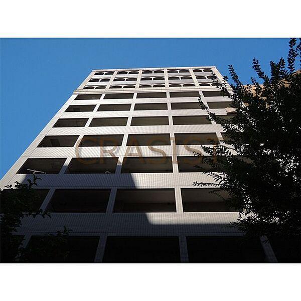 ピュアドームグラシアス大手門[7階]の外観