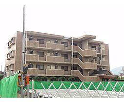 神奈川県平塚市豊田宮下の賃貸マンションの外観