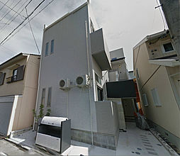 愛知県名古屋市中村区西米野町3丁目の賃貸アパートの外観