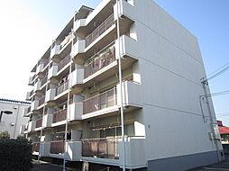 ウエストハイツP1[1階]の外観