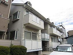 松井川口ハイツ[1階]の外観