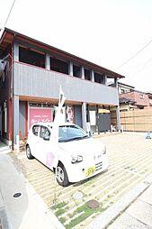 福岡県福岡市早良区賀茂3丁目の賃貸アパートの外観