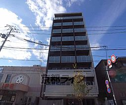 京都府京都市下京区西七条北衣田町の賃貸マンションの外観