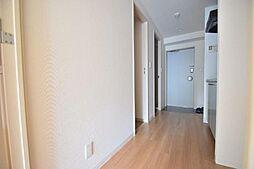 マンション385の廊下