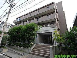 東京都新宿区西早稲田3丁目の賃貸マンションの外観