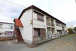 喜多コーポ A棟[2階]の外観