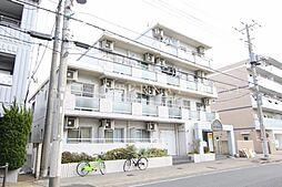 千葉県市川市欠真間2の賃貸マンションの外観