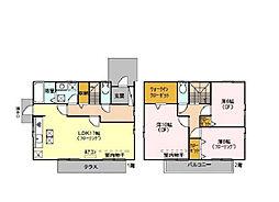[一戸建] 埼玉県さいたま市緑区大字三室 の賃貸【埼玉県 / さいたま市緑区】の間取り