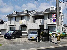 大阪府茨木市奈良町の賃貸アパートの外観