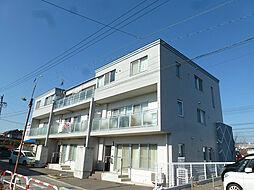 長野県長野市平林1丁目の賃貸マンションの外観