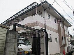 プレ・デュ・パルク駒沢[202号室]の外観