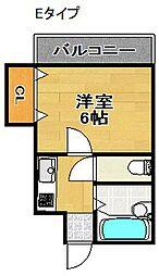 サウザンドビル[8階]の間取り