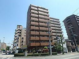 兵庫県神戸市東灘区甲南町2丁目の賃貸マンションの外観