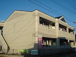 アネックスユタカ[1階]の外観