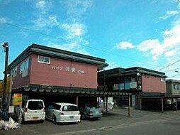 ハイツ芳泉[2階]の外観