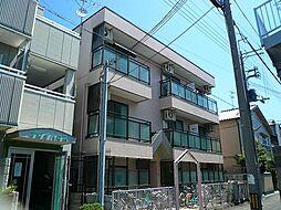 プレンティハウス[3階]の外観