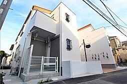 パティオ湘南[2階]の外観