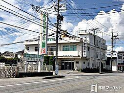 愛知県岡崎市舳越町字地蔵の賃貸マンションの外観