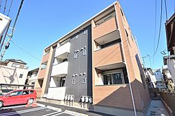 福岡県福岡市東区箱崎2丁目の賃貸アパートの外観