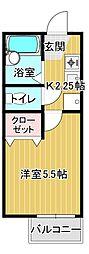 岡地駅 2.4万円