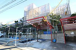 愛知県名古屋市緑区大清水5丁目の賃貸マンションの外観