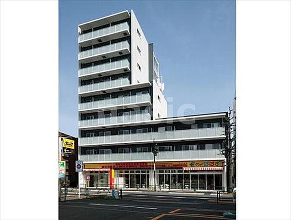 Eau de Vie 江古田 8階の賃貸【東京都 / 中野区】